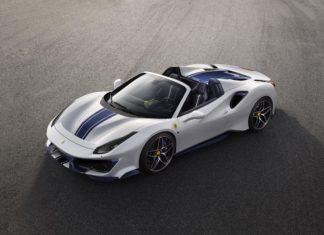 Ferrari 488 Pista Spider Officially Revealed