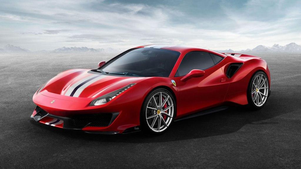 Ferrari wins 69,000 euros per car, Bentley loses 17,000