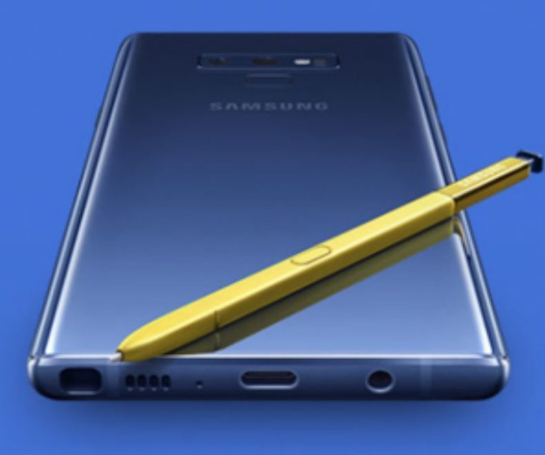 Revealed how Samsung Galaxy Note 9 will be