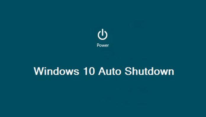 How to Schedule Windows 10 Shutdown and Startup