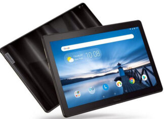 Lenovo launches a cluster of new tablets