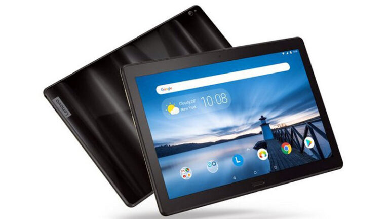 "Lenovo launches a ""cluster"" of new tablets"