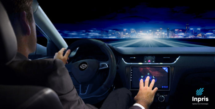 Meet the new technology on the screen of cars