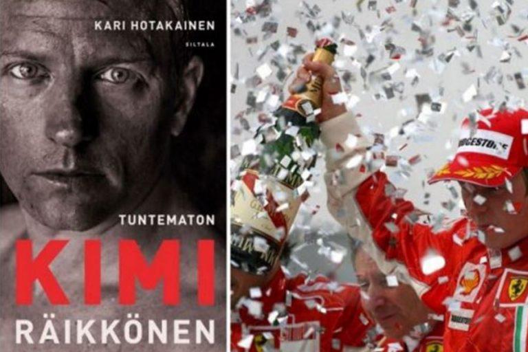 "Raikkonen's Untold: Alcohol and Endless ""Party"""