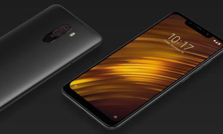 "Xiaomi introduces ""Poco F1"" the ""monster"" that threatens price war on the market"