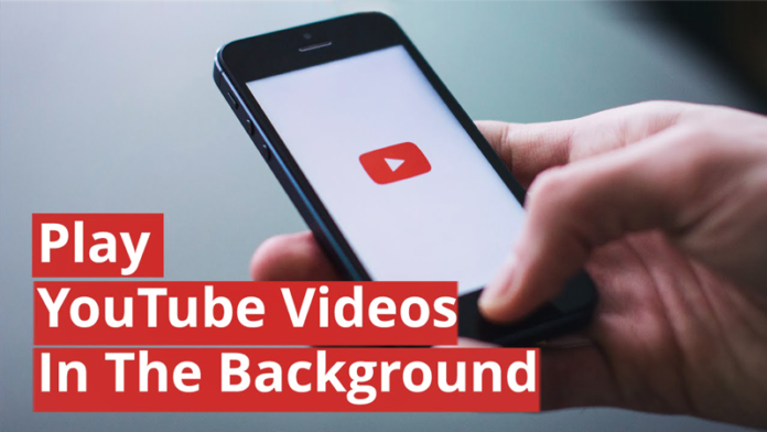 How To Play YouTube Videos In Background (No-Root)