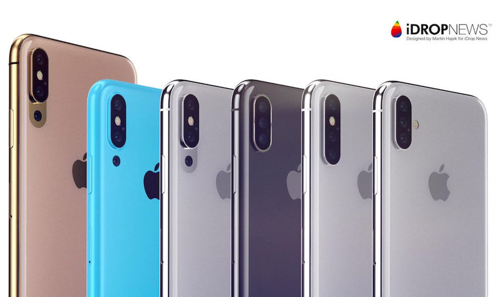 iPhone X Plus is under preparation, hackers discover photos of the new model