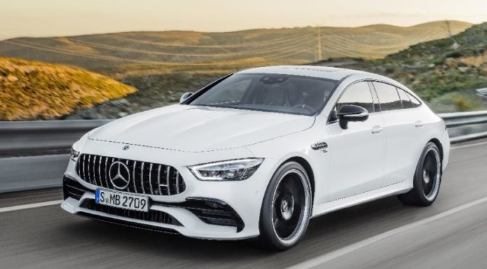 2019 Mercedes-AMG GT 43 and GT 53 Models Revealed