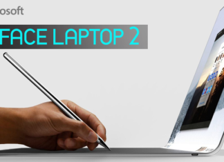 A Brand New Surface Laptop 2 With A Radical New Look to be launched from Microsoft