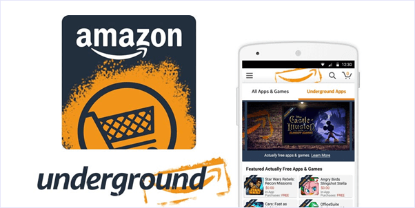 Amazon Underground Service