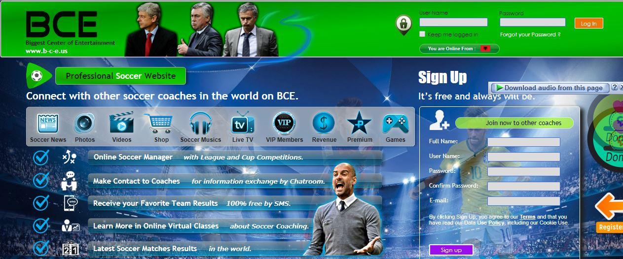 BCE TV