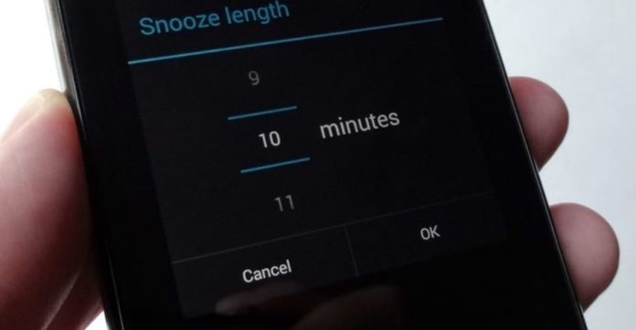 Change the Default Snooze Time for Your Alarm On Any Android (How To)