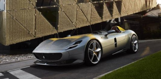 Ferrari Monza SP1 and SP2 Limited Edition Models Revealed
