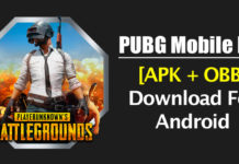 PUBG Mobile Lite [APK + OBB] Download For Android (2018)