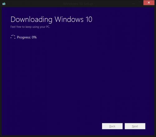 Windows 10 Tool (Step 6)