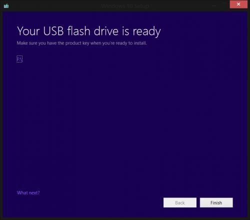 Windows 10 Tool (Step 7)
