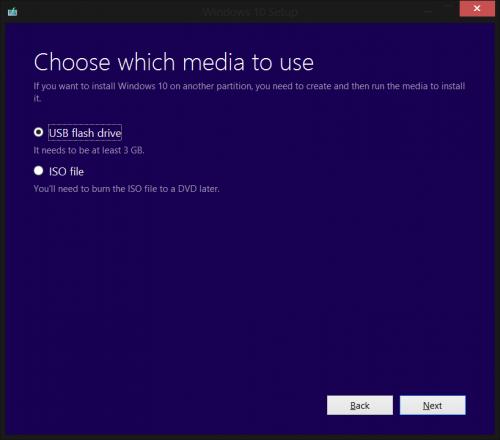Windows 10 Tool (Step 4)