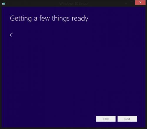 Windows 10 tool (Step 3)