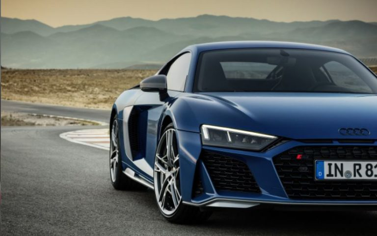 Audi R8 2019 Facelift Officially Revealed