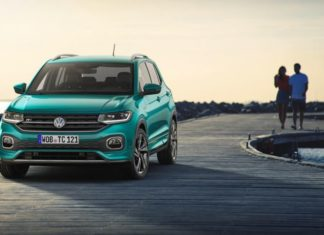 2019 Volkswagen T-Cross Urban Crossover Revealed