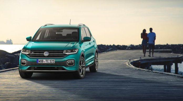 2019 Volkswagen T-Cross Urban Crossover Revealed