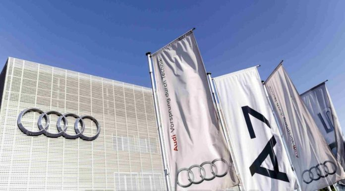 Audi accepts a fine of 800mln euros for breaches of emissions