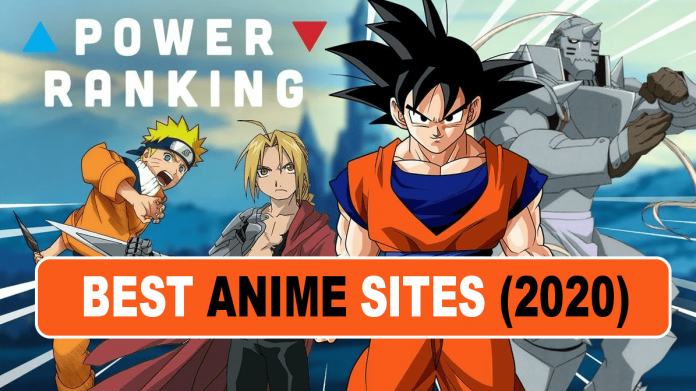 Free Anime Streaming Sites to Watch Anime Online