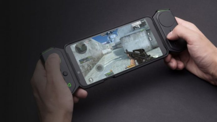 Black Shark presents the Android phone for games, with 10 GB of RAM