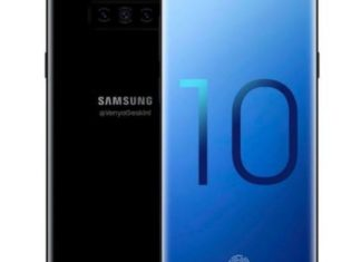 Here's how the Galaxy S10 may look!