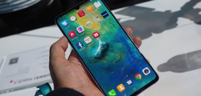 Huawei also launches Mate 20X, with a massive 7.12-inch screen