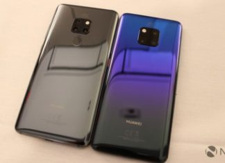 Huawei launches the new series of smartphones, Mate 20 and Mate 20 Pro