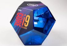 Intel launches the ninth generation processor with support up to 128 GB of RAM