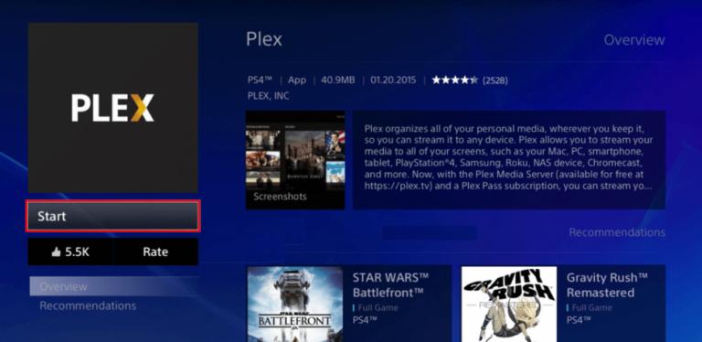 Kodi On PS4 and PS3