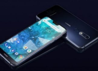 Nokia 7.1 With 5.84-inch HDR Display, Snapdragon 636 SoC Launched