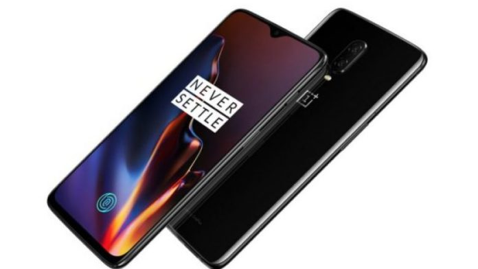 OnePlus 6T is officially launched