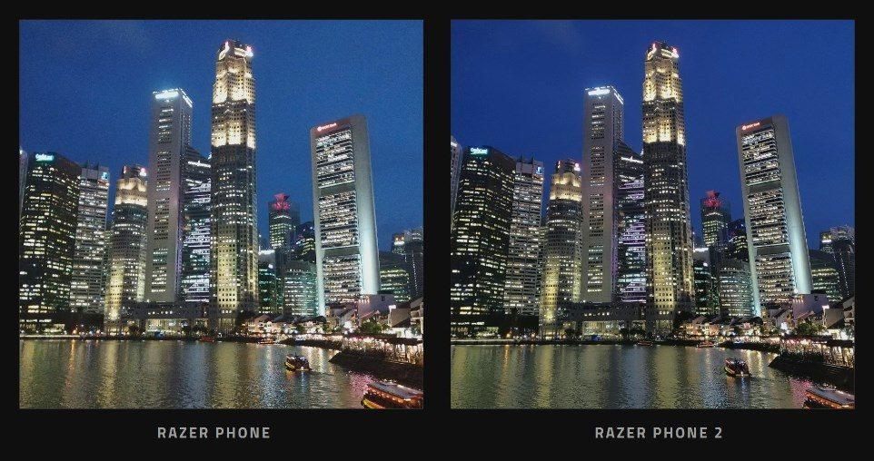 Razer Phone 2 Camera