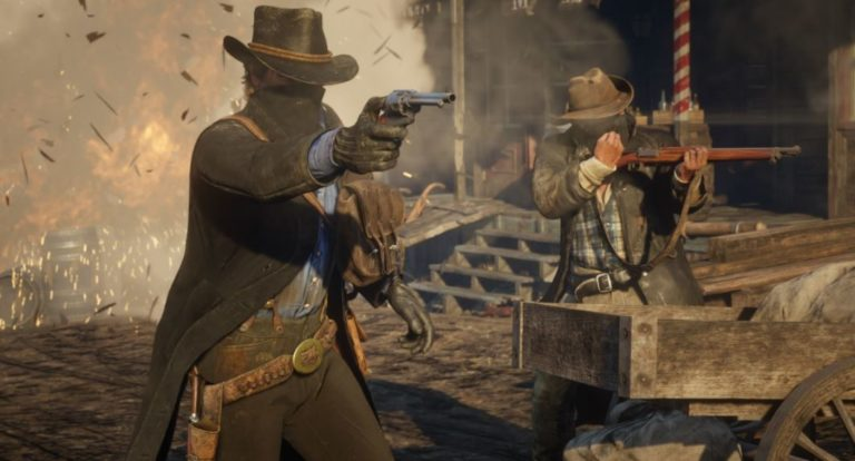 Red Dead Redemption 2 Launched Today by Rockstar