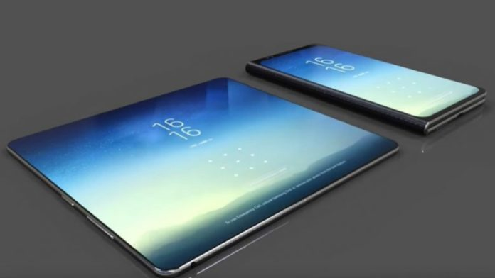 Samsung Foldable phone may be launched next month