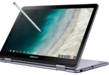 Samsung launched the new Chromebook Plus V2 laptop with LTE network