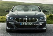 2019 BMW 8 Series Convertible Revealed Completely