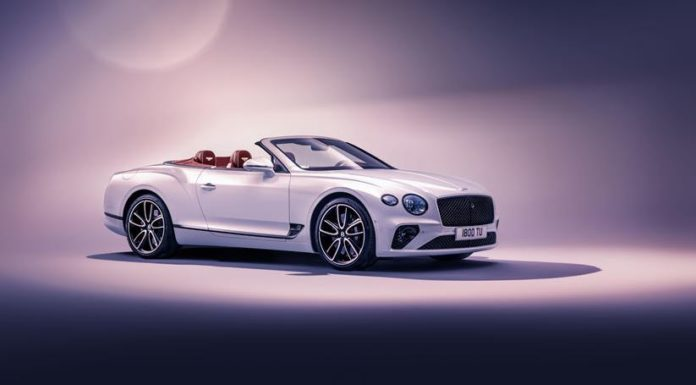 2019 Bentley Continental GT Without Ceiling, High Power and Wide Body Revealed