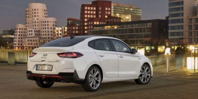 2019 Hyundai i30 Fastback N Line Introduced