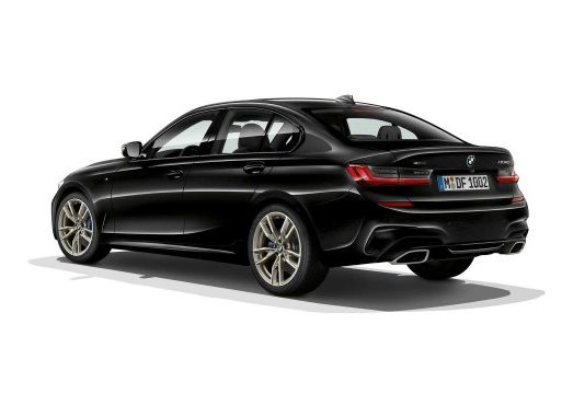 BMW reveals the face of the strongest 3 series without the M sign (Photo)