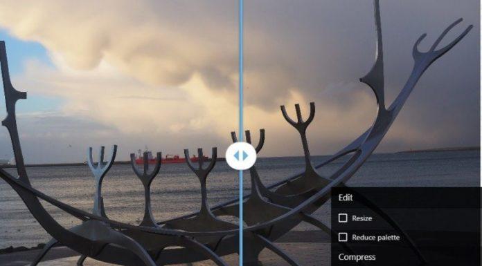 Google launches Squoosh, the photo conversion application