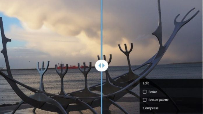 Google launches Squoosh, the photo conversion application
