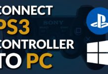 How to Connect PS3 Controller to PC (Full Guide)