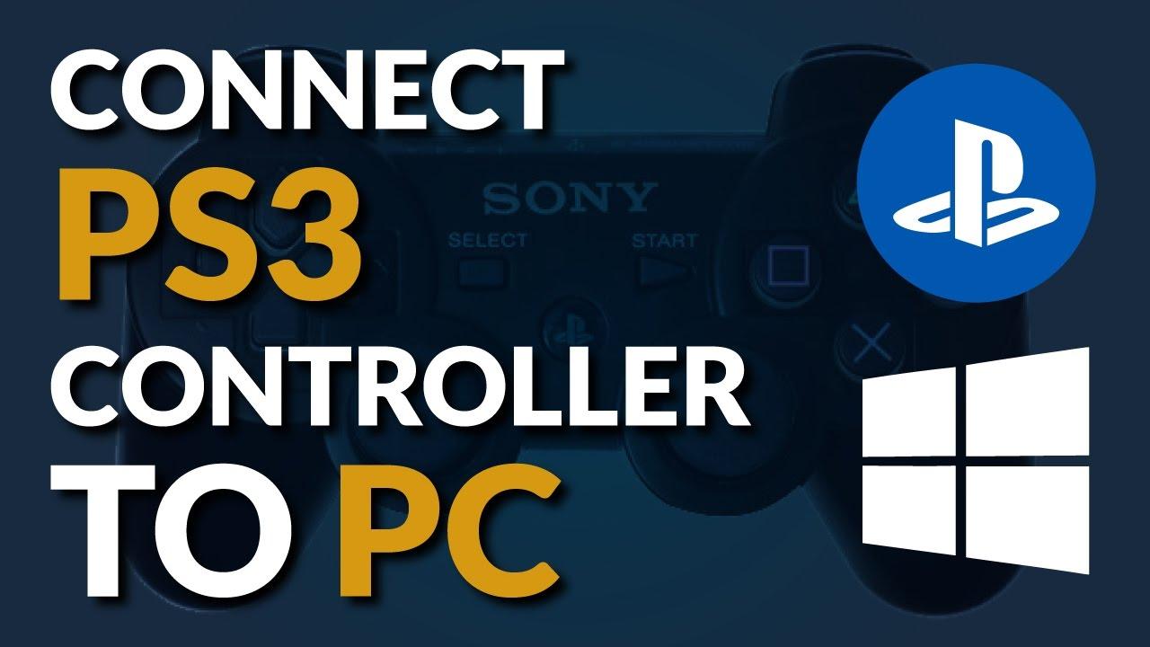 ps3 controller on pc 2018