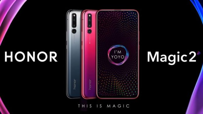 Honor Magic 2 is the super-phone with six cameras that S10 wants to be