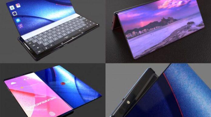 LG is preparing their foldable smartphone