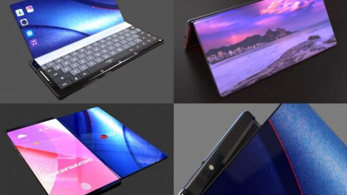 LG is preparing their foldable smartphone
